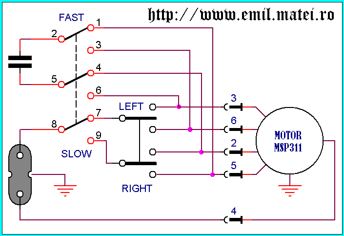 Mms on 2 pole contactor wiring