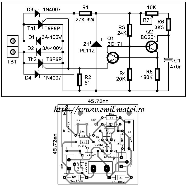 Adaptor motor trifazat la retea monofazata/> </div> </div>  <div class=