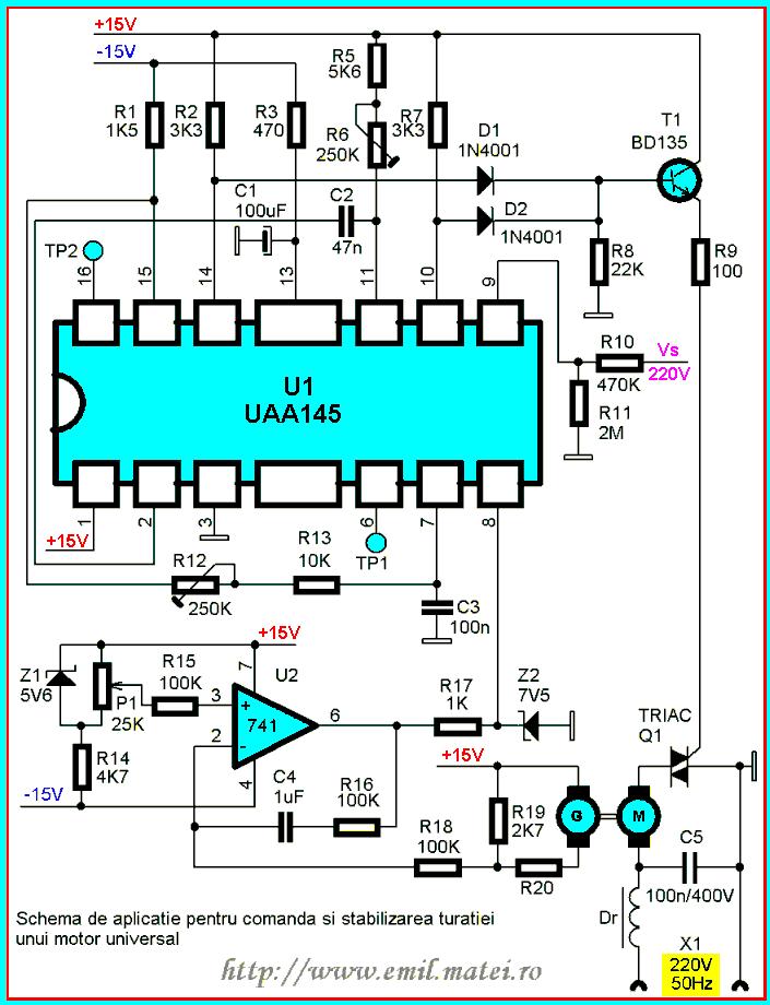 Emil Matei Sistem De Reglare Automata A Turatiei