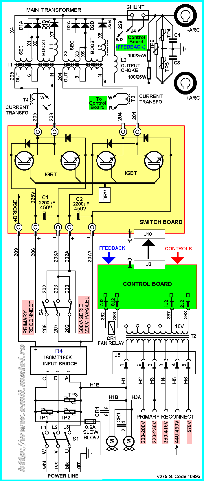 Welding Inverter Schematic Diagram Not Lossing Wiring Machine Welder Arc On Igbt Rh 38 Hrc Solarhandel De Circuit Pdf