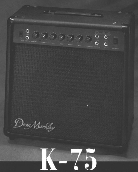 Guitar amplifier Dean Markley K-75