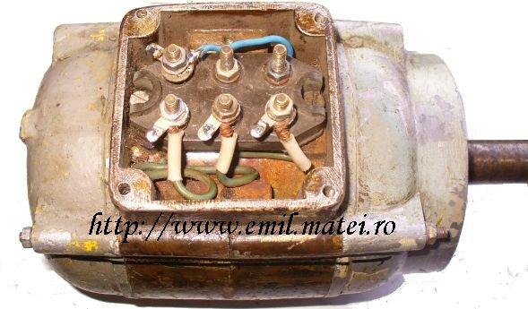 Motor pompa strung