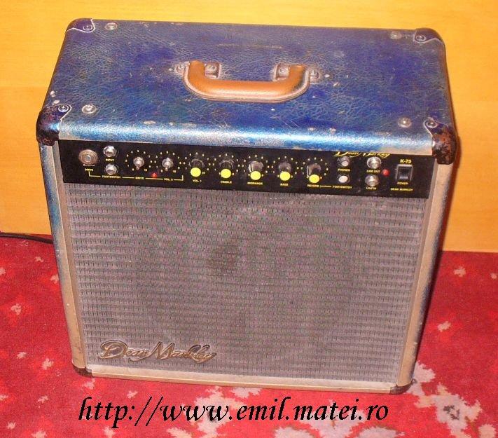 20 Amp Outlet >> Emil.Matei - Amplificator pentru chitara Dean Markley K-75